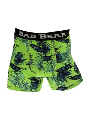 Bad Bear Boxer Beyaz
